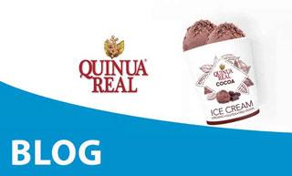 Quinua Real Ice Cream (Vegan!)