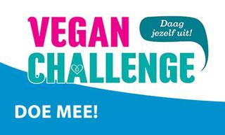 VeganChallenge: Wie doet er mee?