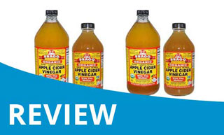 Review: Braggs Organic Apple Cider Vinegar