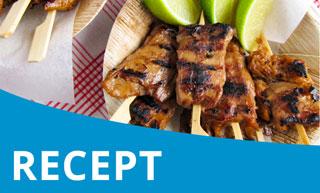 Recept: gemarineerde vegetarische kipstukjes