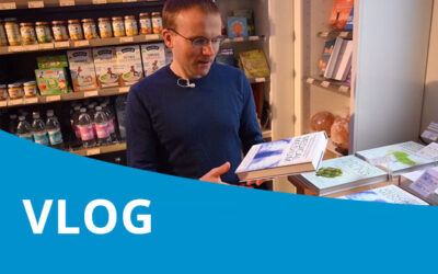 Vlog #15 – Boeken van Anthony William